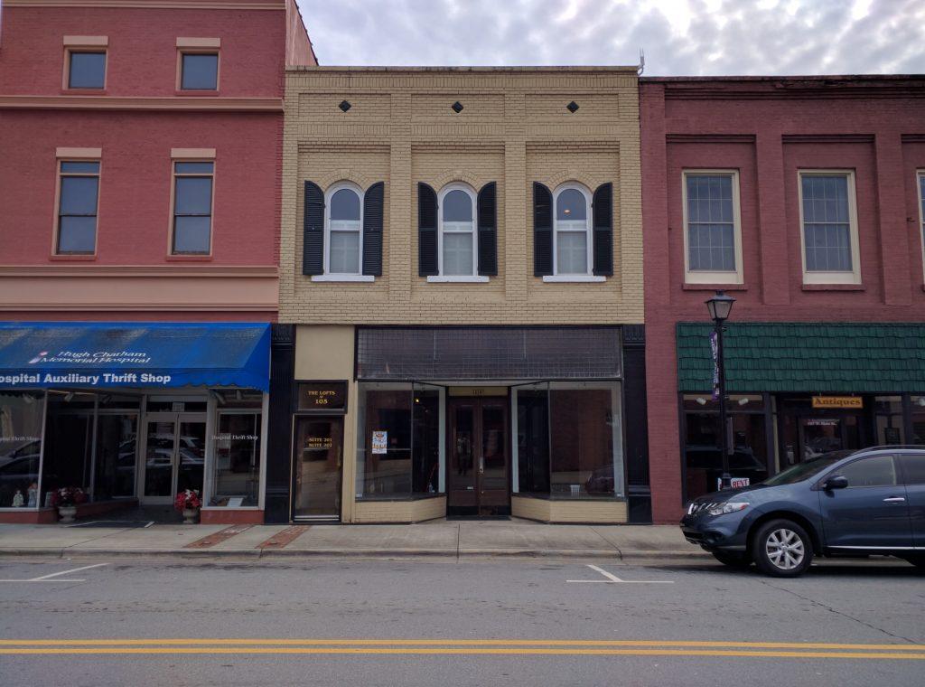 105 West Main St, Elkin