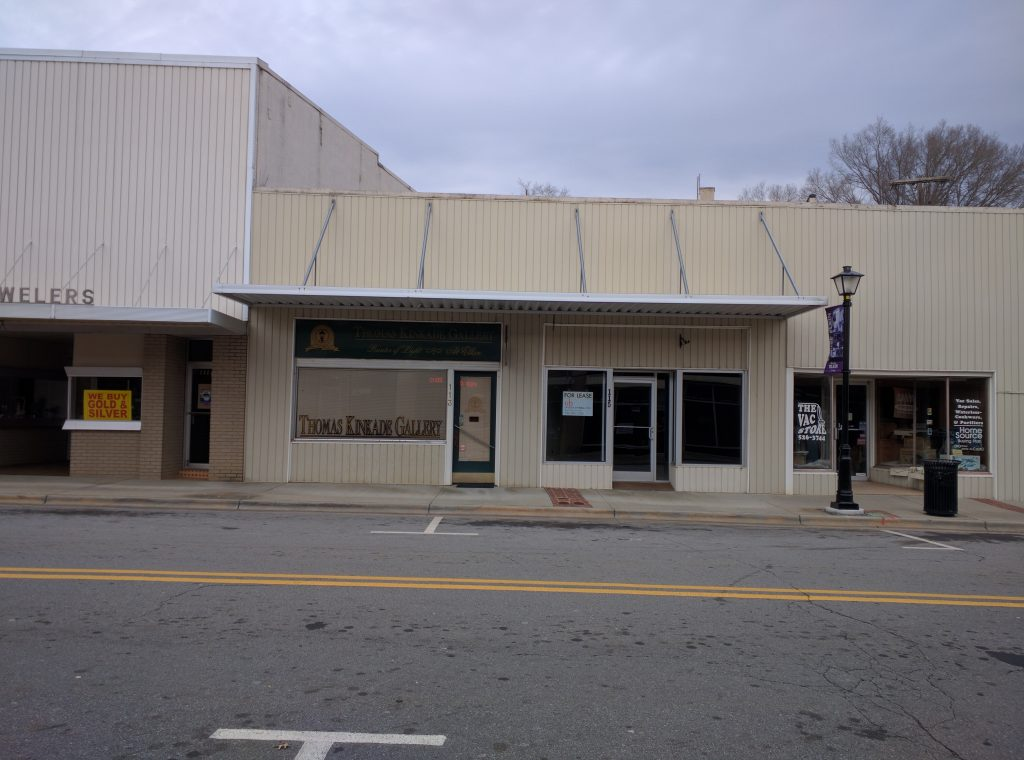 113 and 115 East Main St, Elkin