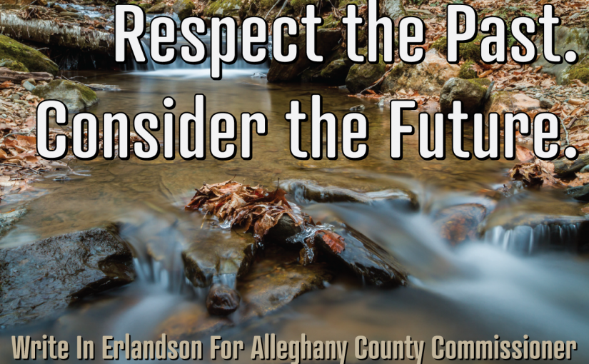 Erlandson For Alleghany County Commissioner