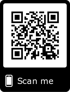 QR code for tourism form