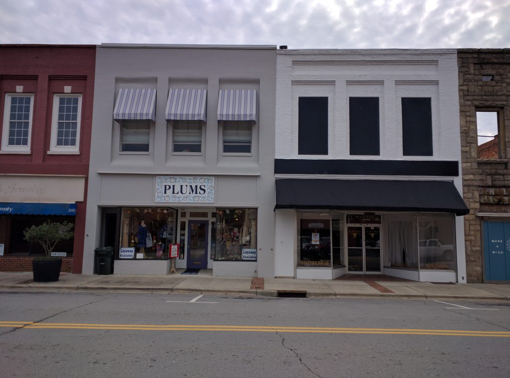 111 and 113 West Main St, Elkin