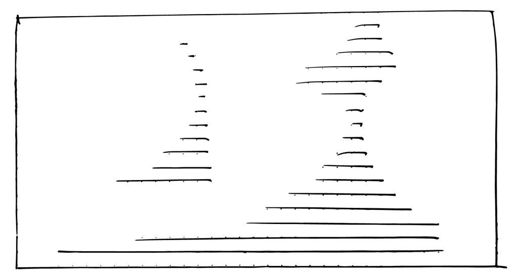 Concept Sketch for TimeTracks